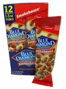 Blue Diamond Almonds Smokehouse 1.5oz Tubes