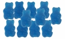 Blue Raspberry Gummi Bears 20oz Bag