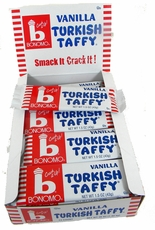 Bonomo Turkish Taffy Vanilla 24ct