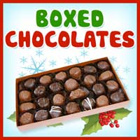 Boxed Chocolates Selection