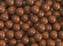 Brown Mini Chocolate Balls 2 lb Bag