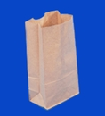 Brown Paper Bags 3lb 500ct