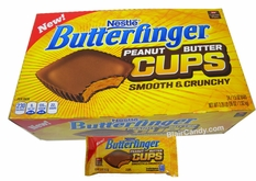 Butterfinger Peanut Butter Cups 24 Count
