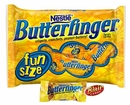 Butterfinger Snack Size Candy Bars 18 Count