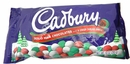 Cadbury Crisp Shell Christmas Chocolates 10oz