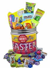 Deluxe Can Full Of Easter Candy (62 Pieces)