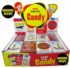 Candy Cigarettes 24ct Nostalgic Candy