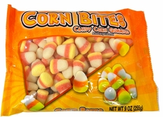 Gummi Candy Corn Bites 9oz Bag