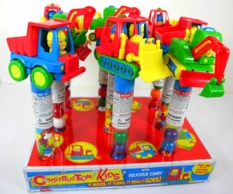 Candy Filled Construction Toys 9ct