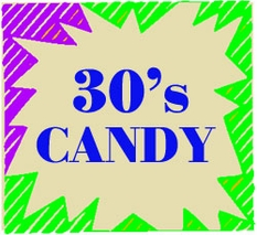 Candy From The 30's