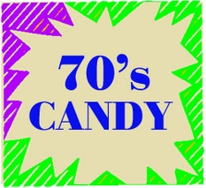 Candy From The 70's