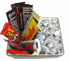 Candy Lovers Hershey's Gift Tin
