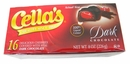 Cella Chocolate Covered Cherries 8oz Liquid Center Dark