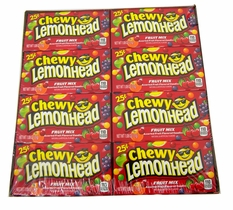 Chewy Lemon Heads 24ct