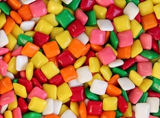 Chiclets Assorted Fruit Gum Bulk 24.75lbs