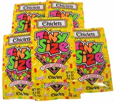 Chiclets Tiny Size Fruit 20ct