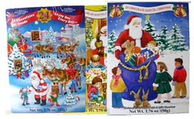 Chocolate Advent Calendars Create Timeless Traditions