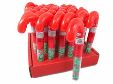 Chocolate Candy Lentil Canes Full Case 36 Count