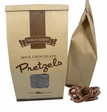 Chocolate Covered Pretzels 5.5oz Bag