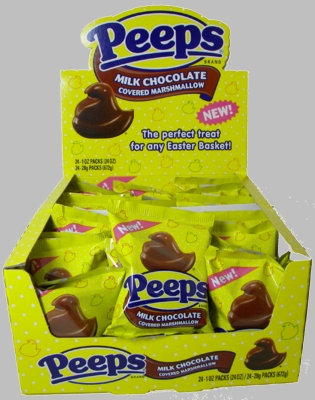Chocolate Peeps Are The Answer To A Chocopeepaholic�s Prayers!