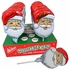 Chocolate Santa Lollipop 18 Count