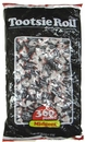 Chocolate Tootsie Rolls 360ct