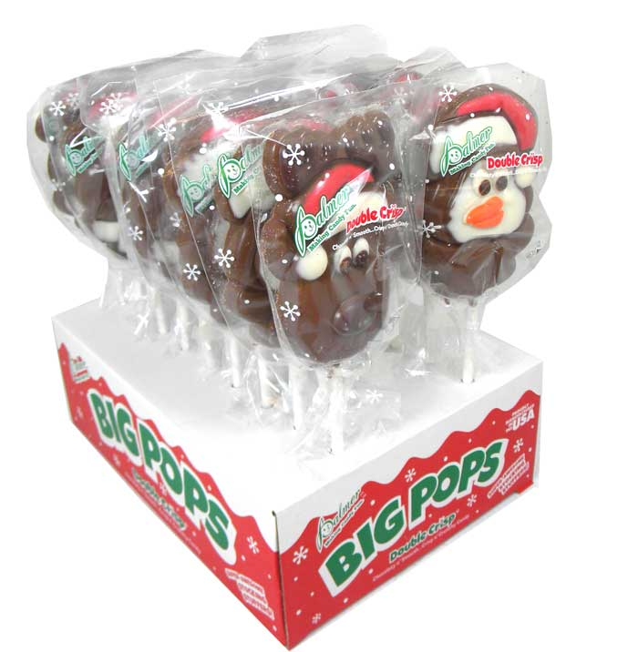 Christmas Chocolates uk Christmas Chocolate Lollipops