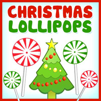 Christmas Holiday Lollipops
