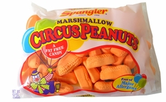 Circus Peanuts Marshmallow Candy 12oz Bag