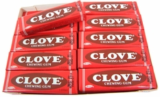 Clove Gum 20 Count Box