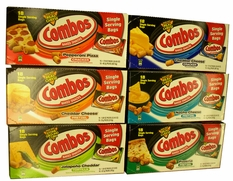 Combo's 18ct  - Choose Flavor