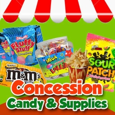 Concession Candy & Snack Foods