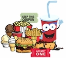 Concession Stand Supplies Disposable -  Bags; Straws; Stirs; Containers; Raffle Tickets