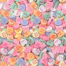 Conversation Hearts 32lb Bulk Box Necco