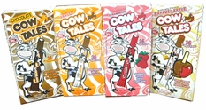 Cow Tales 36CT - Regular; Chocolate; Strawberry; and Caramel Apple