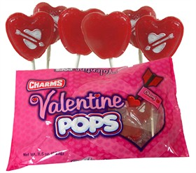 Crafting Lovely Valentines Day Lollipops Bouquets