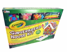 Crayola Gingerbread House Kit
