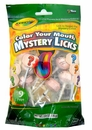 Crayola Mystery Licks Lollipops 9 Count