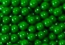 Dark Green Mini Chocolate Balls 2 1/2lb Sixlets