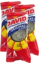 David Sunflower Seeds 12ct - Regular