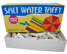 Dolle's Salt Water Taffy Assorted 1lb Box