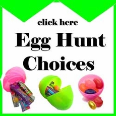 Easter Egg Hunt Candy - Click Here Choose Your Favorites