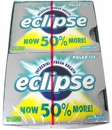 Eclipse Sugarless Gum Polar Ice 8ct
