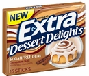 Extra Dessert Delights Cinnamon Roll 10 Pack