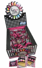 Fashion Nails Bubble Gum & Stickers 200 Count