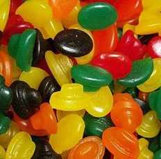 Fiesta Mexican Gummy Hats 5lbs