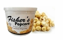 Fisher's Caramel Popcorn 10oz Tub