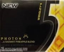 Five Gum Photon Pineapple 10 Count