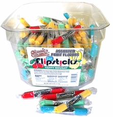 Flipsticks Assorted Taffy  192ct