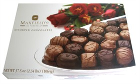 Four People On Your Gift List Who Would Love A Christmas Chocolate Box!